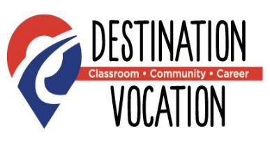 Destination Vocation 2019
