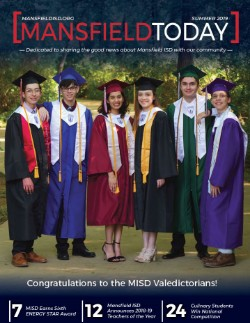 MISD Magazine Summer 2019 Cover