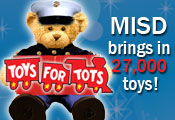 Toys for Tots Finals